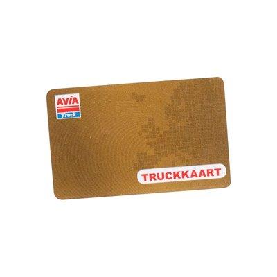 AVIA Truckkaart per 500 stuks te bestellen