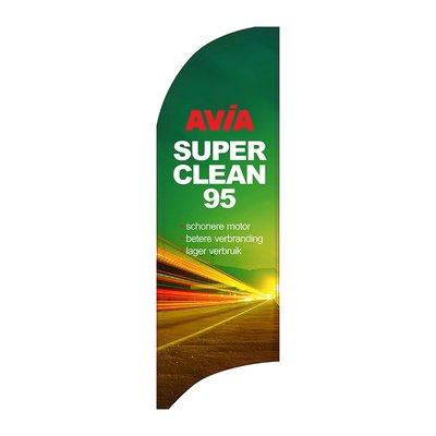 AVIA Beachvlag Super clean 95