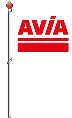 AVIA Vlag 140x180 cm art 1203