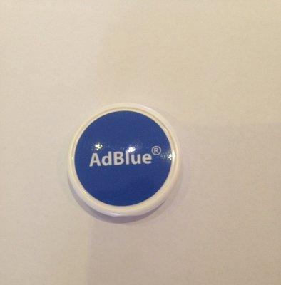 AVIA Nozzlesticker Ad Blue (Nozzle-Cap)