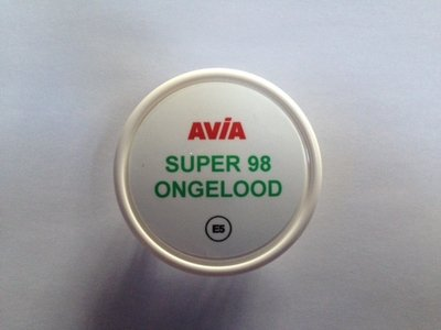 AVIA Nozzlecaps Super 98 E5 art. 1433
