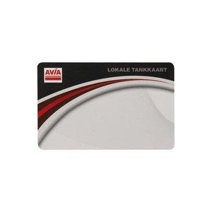AVIA Lokale Tankkaart per 50 stuks te bestellen art 1000